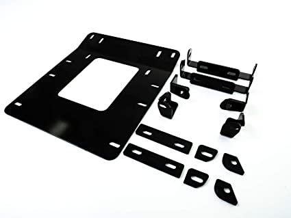 Amazon com: SuperATV Heavy Duty Front Suspension Frame