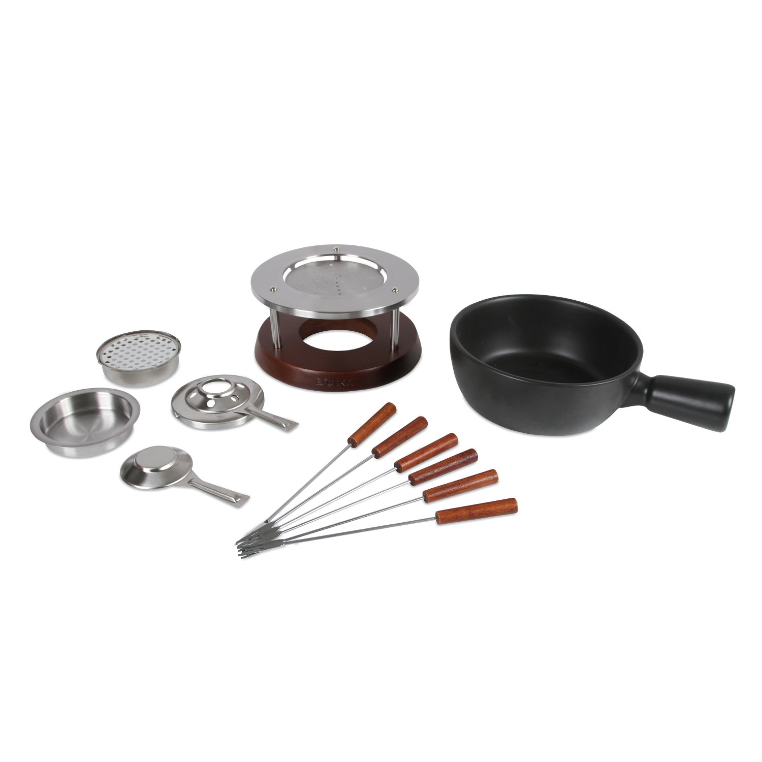 Boska Holland Taste Collection Nero Fondue Set by Boska Holland (Image #4)