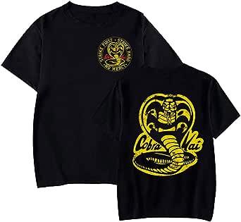 Foreverdai Camiseta Cobra Kai Inspirada en Karate Kid - Garantía de Calidad