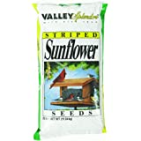 Red River 48002 Valley Splendor Striped Sunflower Seed, 25-Pound (Discontinued by Manufacturer)