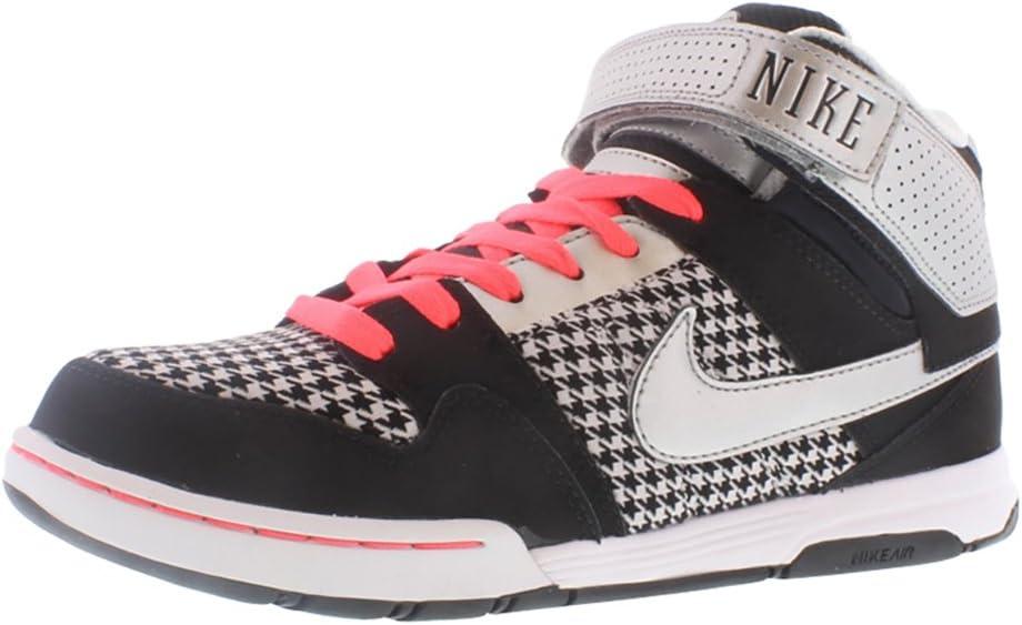 Nike White Air Mogan Mid 2 Skate Shoes