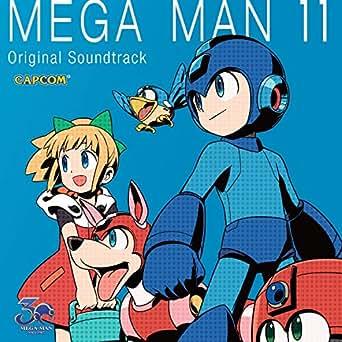 Megaman 11 Original Soundtrack