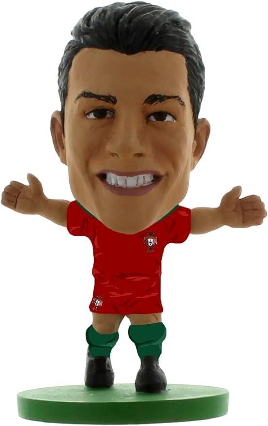 SoccerStarz SOC1264 - Figura Decorativa para casa de Cristiano ...