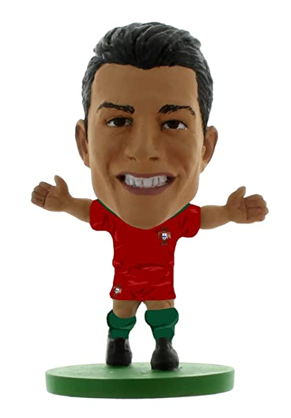 75b261a4e Buy SoccerStarz Soc1264 Portugal Cristiano Ronaldo Home Kit Figure Online  at Low Prices in India - Amazon.in