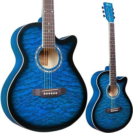Lindo Standard - Guitarra acústica y accesorios (Gigbag, afinador ...