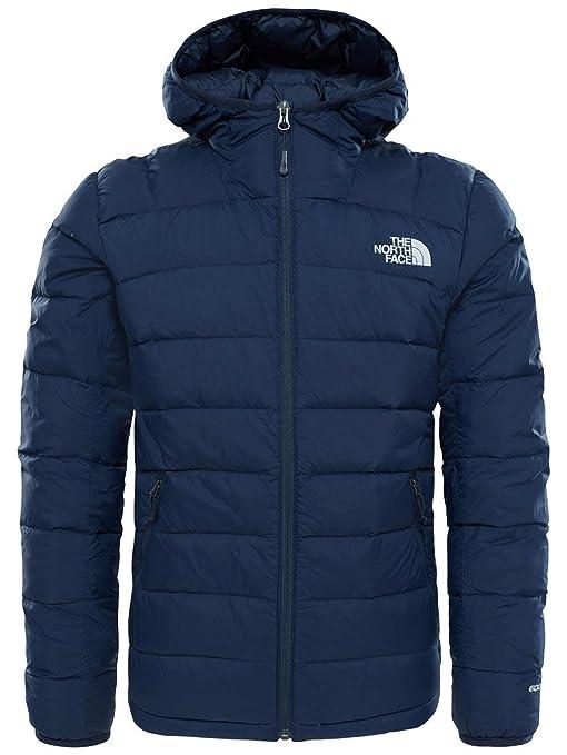North Face M LA Paz Hooded Jacket - EU - Chaqueta, Hombre, Azul -