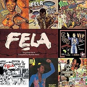 Vinyl Box Set 4 Compiled by Erykah Badu