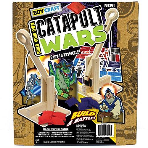 619ou1anS2L - Boy Craft Catapult Wars by Horizon Group USA