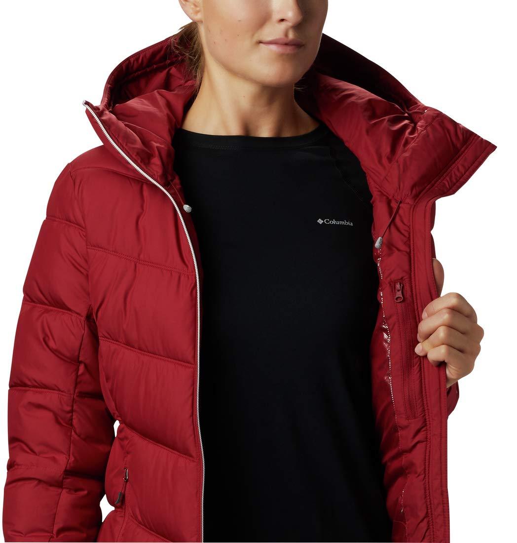 Columbia Pike Lake Hooded Jacket Femme