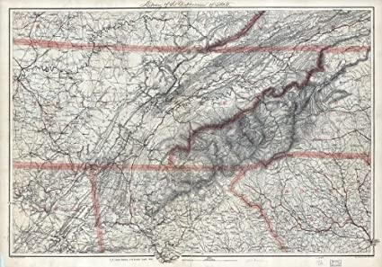 Amazon.com: Civil War Map Reprint: Eastern Tennessee, with parts of on map ohio kentucky west virginia, west virginia and kentucky, map missouri and kentucky, border towns in kentucky, map georgia and kentucky, map of bluefield west virginia, map tennessee and kentucky, map of west virginia kentucky counties, map of wv ky oh, map of kentucky tennessee border, map of mountains in kentucky, 1784 map of kentucky, map kentucky tennessee virginia, map of indiana ohio and pennsylvania, ky county map of kentucky,