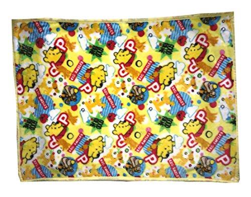 (Blankets Peanuts Small Soft Fleece Baby Sized Blanket)