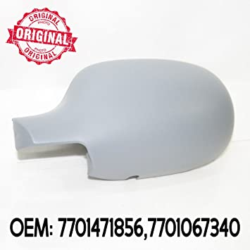 Left Side Wing Mirror Cover Cap Casing Primed Compatible With Insignia 2008 Onwards OEM 6428302 13247129
