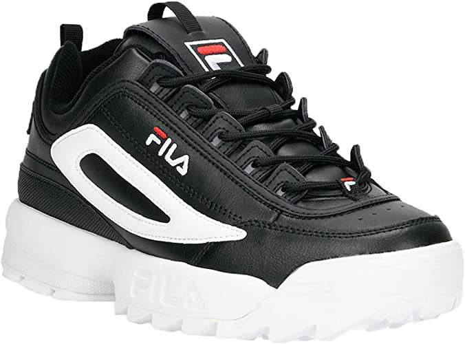 | Fila Mens Disruptor II XL Leather Synthetic