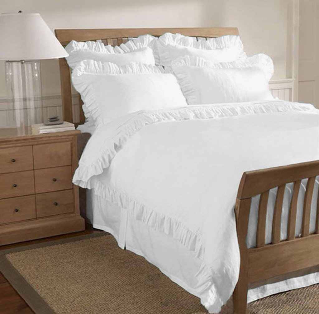from amp buy ruffle white cover linen of duvet bed beyond bath luxury