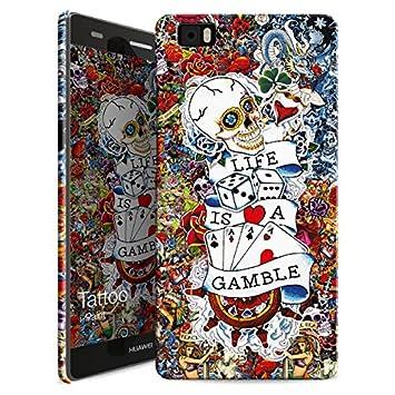 i-Paint Tattoo Funda para teléfono móvil Fundas para ...