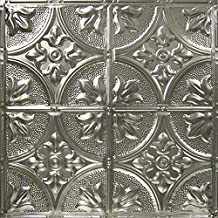 Nail Up Tin Ceiling Tile Pattern #2 (5 Pack) (Unfinished)