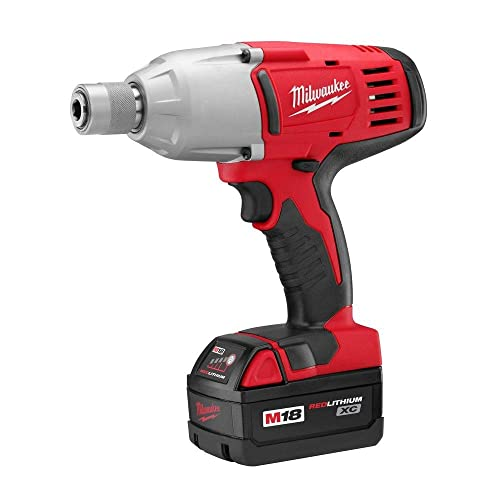 Milwaukee 2665-22 18-Volt M18 7 16-Inch Hex High Torque Impact Wrench