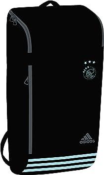 adidas AJAX Backpack Mochila, Unisex, Negro (Negro/agucla), NS: Amazon.es: Deportes y aire libre