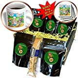 Londons Times Funny Russian and Armenian Cartoons - Armenians Love Their Kabobs - Coffee Gift Baskets - Coffee Gift Basket (cgb_2829_1)