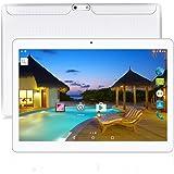 YUNTAB Tablet 10.1 Zoll Tablet Pc - 3G - Android 5.1 Lollipop - QUAD CORE-Telefonieren - GPS- Navigation - 1GB RAM - 16GB – Dual Kamera( Real Kamera 2 Mps) – Battery 5000 mhA – Bluetooth 4.0 (Weiß)