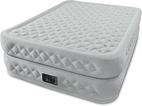 Intex Supreme Air-Flow Airbed with Built-in Electric Pump