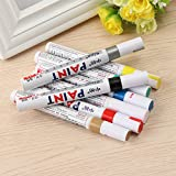1PC Colorful Universal Waterproof Permanent