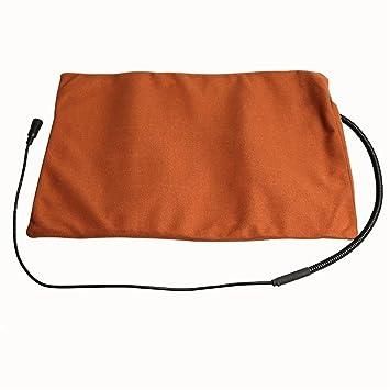 Namsan calienta en el Pet Mat - baja tensión seguridad interior gato perro mascota cama eléctrico calefacción manta: Amazon.es: Productos para mascotas