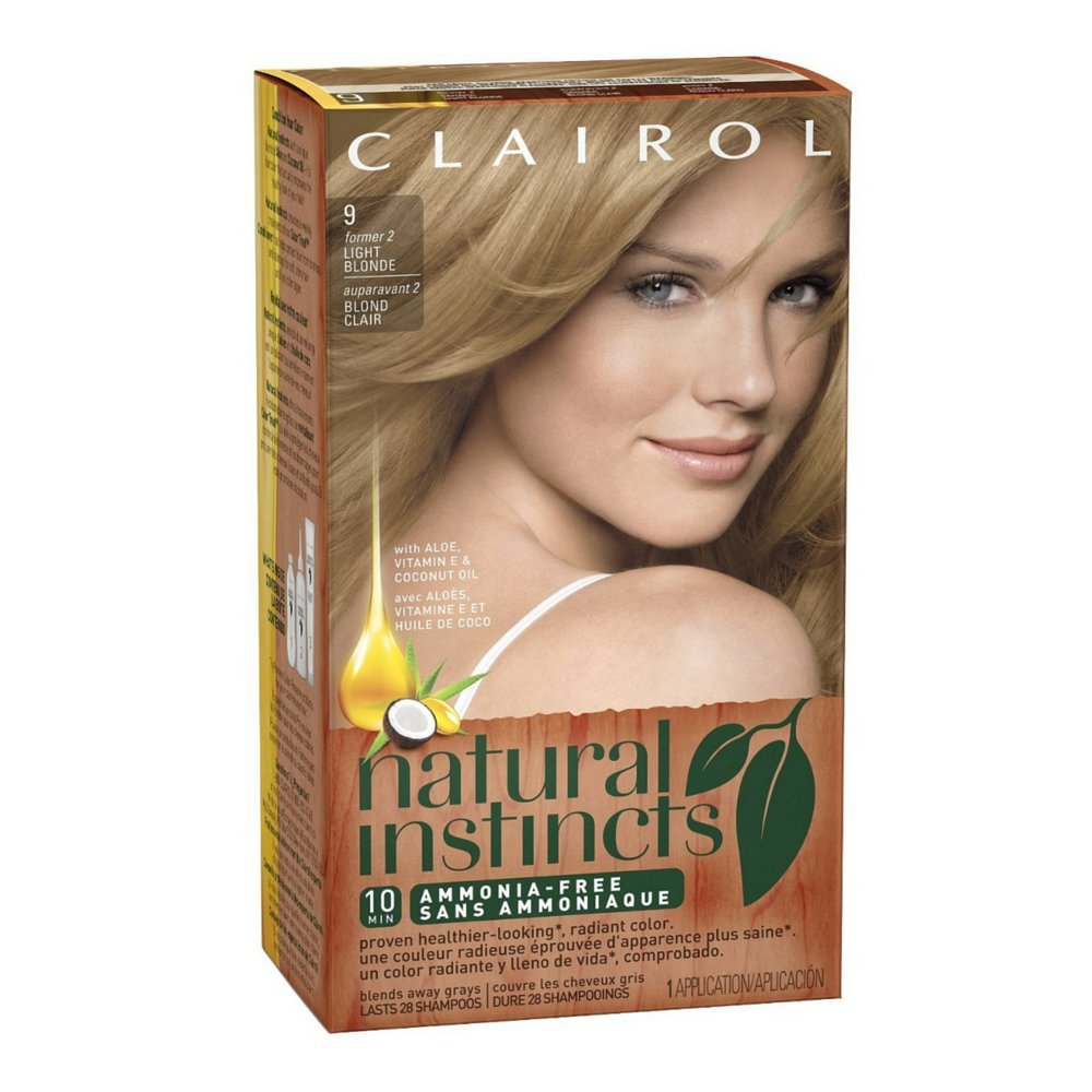 8 best images of clairol permanent hair color chart and also blowout hair braids afwf co clairol instincts 8 5 chagne on medium semi
