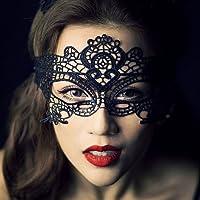 YPSelected 10 Morceaux Dentelle pour Femme Masque vénitien Sexy Masque Carnaval Masque Visage Masque Visage