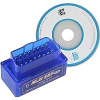 JOYING ELM 327 V2.1 Bluetooth Vehicle Diagnostic Tool OBD2 OBD-II ELM327 Car Interface Scanner Works On Android
