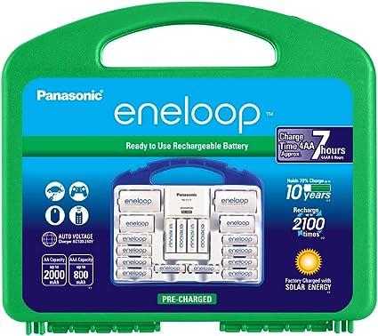 Amazon.com: Cargador de batería Panasonic Advanced ...