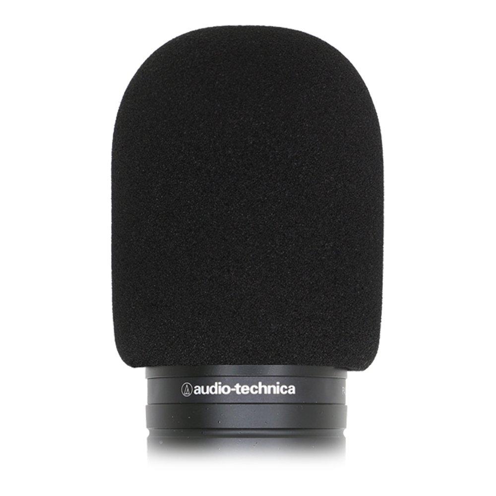 YOUSHARES mousse Mic pare-brise - Grande taille + Micro pour audio Technica AT2020 et autres gros Microphones, comme un Pop Filter (paquet simple) Heartorigin Direct