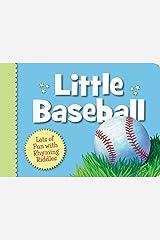 Little Baseball (Little Sports) Kindle Edition