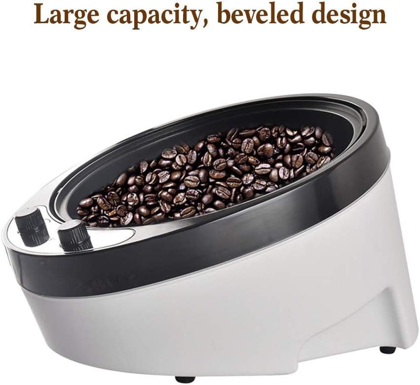 Kacsoo Machine /à Torr/éfacteur Caf/é Conception De Biseau Machine /à Caf/é De C/ér/éales Adapt/ée /à Cuisson Du Caf/&eacut S/échoir /à Fruits Secs Avec R/églage De Temp/érature