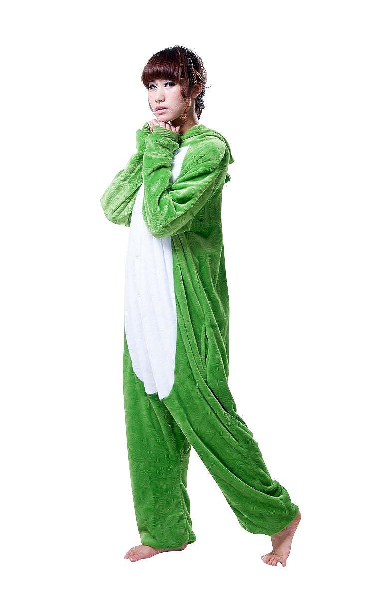 Triline Kigurumi Pajamas Anime Costume Adult Animal Onesie Giraffe Cosplay Size S