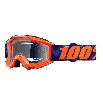 100% Accuri Youth Masque de Vtt Mixte Enfant, Orange