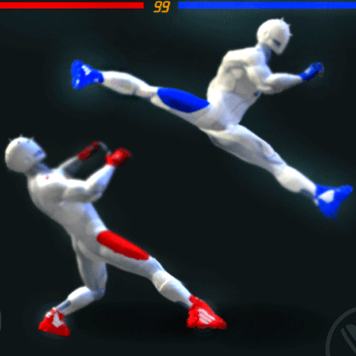 Super MMA Fighting Game – Karate vs Taekwondo