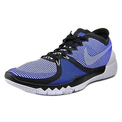 official photos 09f91 a2379 Nike Free Trainer 3.0 V4 Black/White/Blue 749361-014