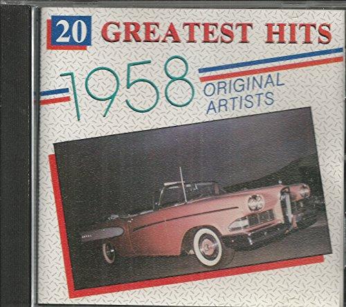 20 Greatest Hits 1958 Original Artists