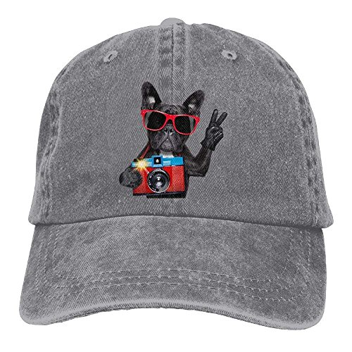 Women Cowboy Skull Dog Cowgirl DEFFWB for Hats Photographer Sport Denim Men Cap Hat S7qAwY