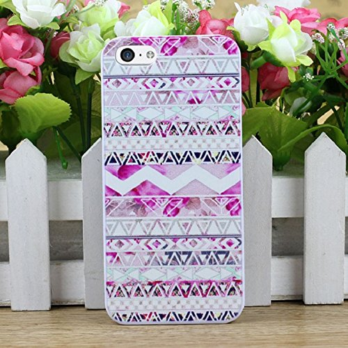ChangeshoppingTMNew Aztec Andes Tribal Pattern Snap On Back condition Cover for iPhone 5C healthiness personalized Care
