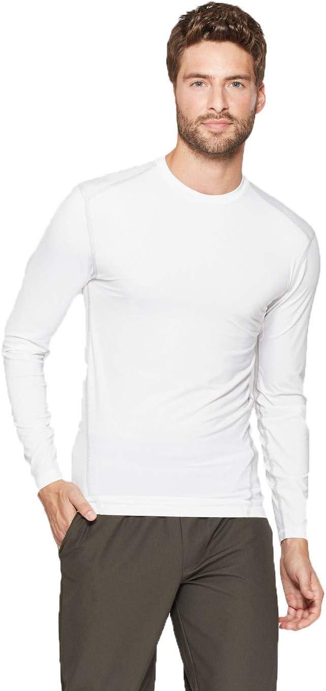 Men/'s Double Dry® Core Long-Sleeve Tee