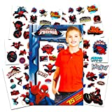 Super Hero Party Supplies Set -- 150 Temporary