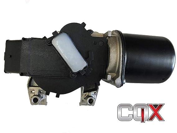 Motor de limpiaparabrisas Delantero Renault Clio 3 III: Amazon.es ...