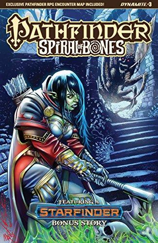 Pathfinder: Spiral Of Bones #3