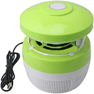USB ElectrIc Anti-mosquito Photocatalyst Mosquito Killer Insect Light UV Lamp Green