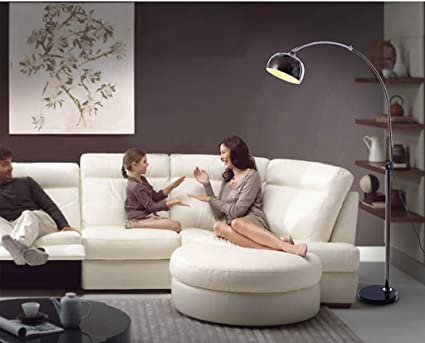 Stilvolle moderne minimalistische wohnzimmer stehlampe