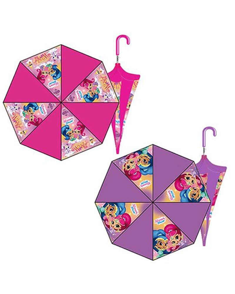 48/cm Multicolore Shimmer and Shine 2018/Parapluie Classique