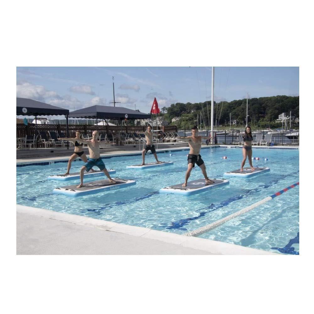 Swim Central Sol-Fit Aquatic Fitness Yoga Board, 94-Inch