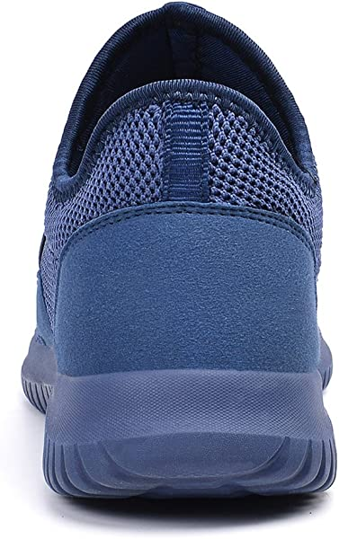 c42200e3cd3 Troadlop Womens Sneakers Lightweight Breathable Mesh Slip On Walking Shoes
